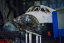 File:220px-Atlantis Sitting in the Vehicle Assembly Building prepared for decomission-1-.jpg