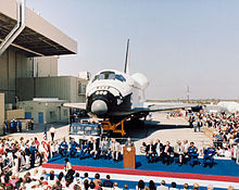 File:220px-Discovery rollout ceremony-1-.jpg