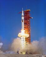 Saturn IB Launch