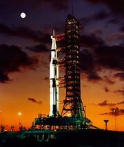Saturn V Launch Pad