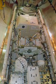 Sts-118 cargo
