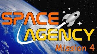 Space Agency Mission 4 Gold
