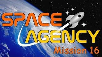 Space Agency Mission 16 Gold
