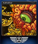 Steam card Xothothor