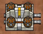 SpaceChem Reactor