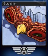 Steam card Gorgathar