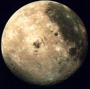 Moon - Far side