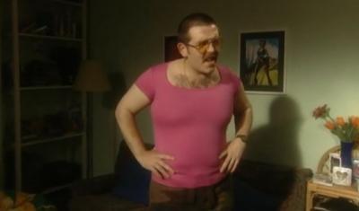 File:Mike Watt, Daisy's shirt.jpg
