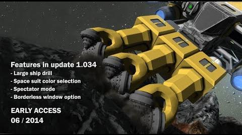 Drill space engineers wiki fandom powered by wikia - Small reactor space engineers gallery ...