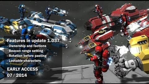 Space Engineers - Factions, Ownership of blocks