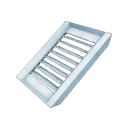 Icon Block Diagonal Window