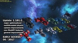 Space Engineers - Update 1.181.0 Major - Big Optimizations, Multithreaded Physics & More!-1