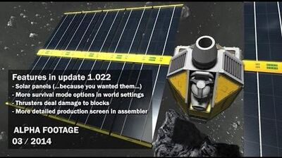 Space Engineers - Solar Panels!