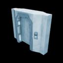 Icon Block Door