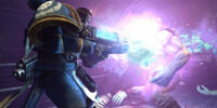Plasma Gun (Space Marine)