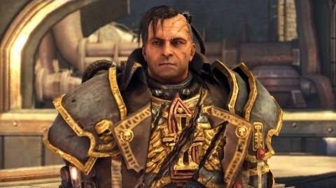 Inquisitor Drogan (Warhammer 40k Space Marine) Full HD