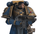 Bolter (Space Marine)