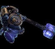 Sm thunder hammer hero