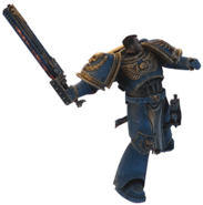 Sm chainsword hero