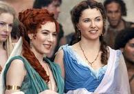 Lucretia and Gaia.