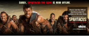 Spartacus game offline
