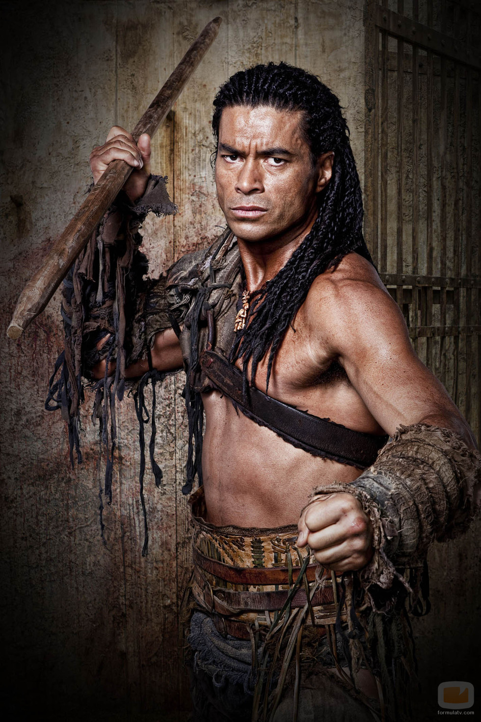 is barca from spartacus gay