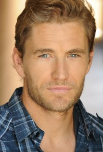 Actor - Brett Tucker