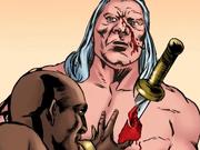 Theokoles spares Oenomaus