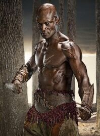 Oenomaus in vengeance