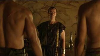 Spartacus Blood and Sand - Ep 110 'Party Favors' Preview