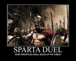 Sparta Duel
