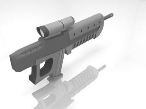 Second gun