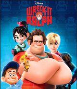 Official wreck-it ralph poster