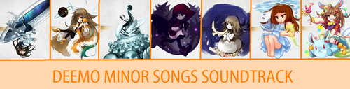 Deemo minor songs soundtrack