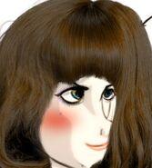 Concept art of Rachel Haddock
