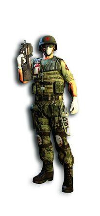 The Line Medic