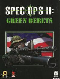 Spec Ops II Green Berets