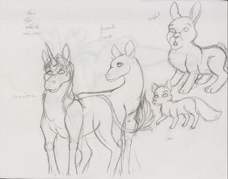 Animalsketches