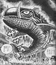 Thunder-Gei-Manga