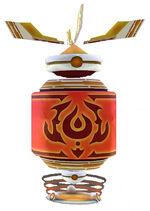 Fire Kyptos 3D