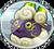 Zora Button Small