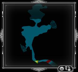 Triple Falls Map