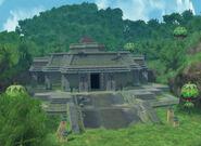 Sanctum Ruins Building