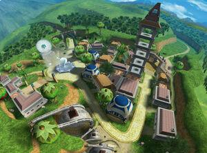 Haven Village Panorama