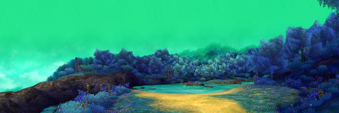 High Meadow Panorama