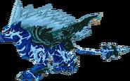 Ikusei rygazelle