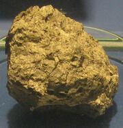 ALH84001 meteorite Smithsonian