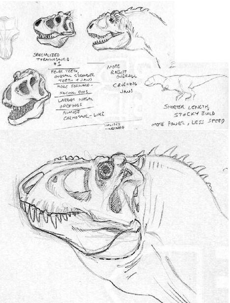 Phobotyrannus robustus