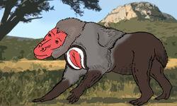 Neocene gorillada by pristichampsus-d4jxmqv
