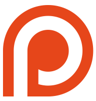 File:Patreon navigation logo mini orange.png